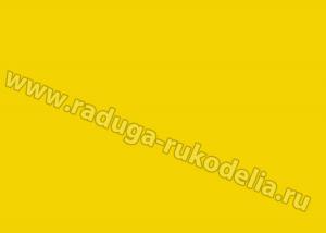 Фоамиран. Иран, 60х70 см. Цвет желтый 1 мм