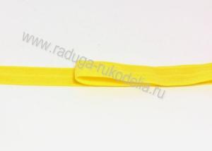 Лента эластичная для повязок, желтая
