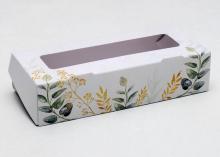 Коробка складная Nature, 17 × 7 × 4 см