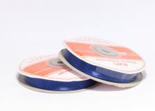 Лента атласная, 12 мм. синий-174