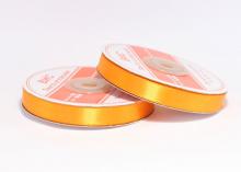 Лента атласная, 12 мм. оранжевый-053
