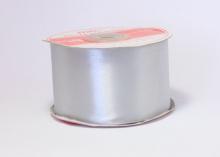 Атласная лента Серый-092, 5 см