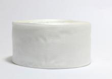 Органза Цвет белый. 4 см