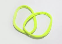 Повязка one-size американская Зеленая неон, 15 см