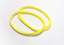 Повязка one-size американская Желтая, 15 см