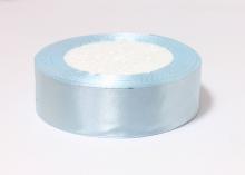 Лента атласная, голубая-104, 25 мм