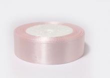 Лента атласная, светло-розовый-175, 25 мм