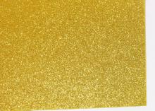 Фетр глиттерный, Золото, 20х30 см