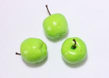 Муляж Яблока зеленый, 3 см