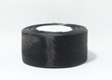 Органза Цвет Черный, 5 см
