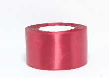 Лента атласная бордовый №037, 5 см