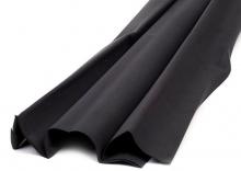 Фоамиран Черный, 60х70 см, Иран, 1 мм
