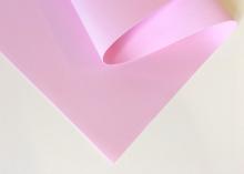 Фоамиран Светло-Розовый, 60х70 см, Иран, 1 мм