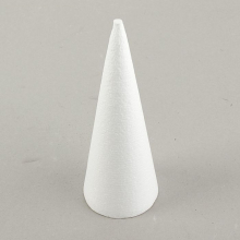 Конус из пенопласта 14 см