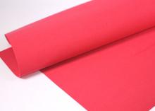 Фоамиран. Китай, 50х50 см. Цвет светло-красный