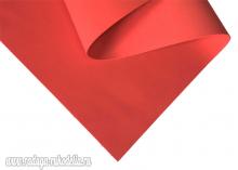Фоамиран Красный, 49х49 см, Китай, 1 мм