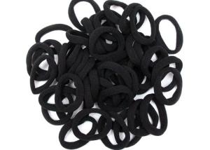 Резинки 4,5 см, черная № 25