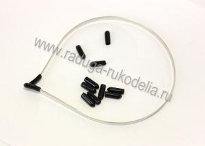 Наконечник для ободка силиконовый, 0,5 мм