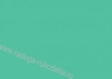 Фоамиран. Китай, 50х50 см. Цвет мятный, 1мм