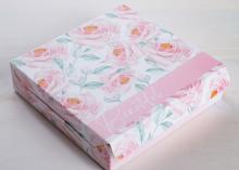Коробка складная Нежность, 14 × 14 × 3,5 см