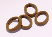 Резинка бесшовная 3 см, коричневая-26