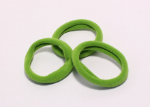 Резинка бесшовная 4,5 см, зеленая-14