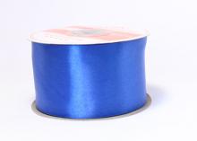 Атласная лента Синий-170, 5 см
