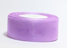 Органза Цвет сиреневый. 4 см