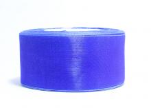 Органза Цвет синий. 5 см