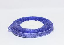 Парча Синяя, 1 см
