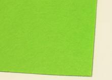 Фетр жесткий, 1 мм, 20х30 см, Зеленый