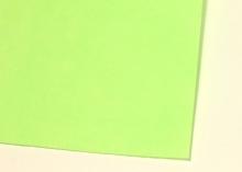 Фетр жесткий, 1 мм, 20х30 см, Светло-салатный