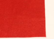 Фетр мягкий, 1 мм, 20х30 см, Темно-красный
