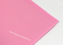 Фоамиран Китай, 1 мм  50х50 см.  Цвет розовый