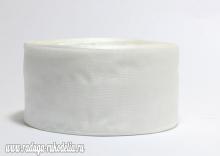 Органза белая, 5 см