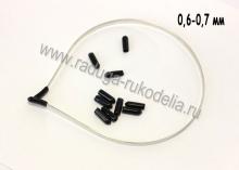 Наконечник для ободка силиконовый, 0,6-0,7 мм