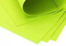 Фоамиран Желто-зеленый, 60х70 см, Иран, 1 мм